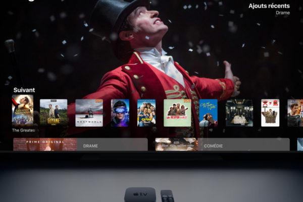 contrôler-televiseur-apple-avec-apple-tv-remote